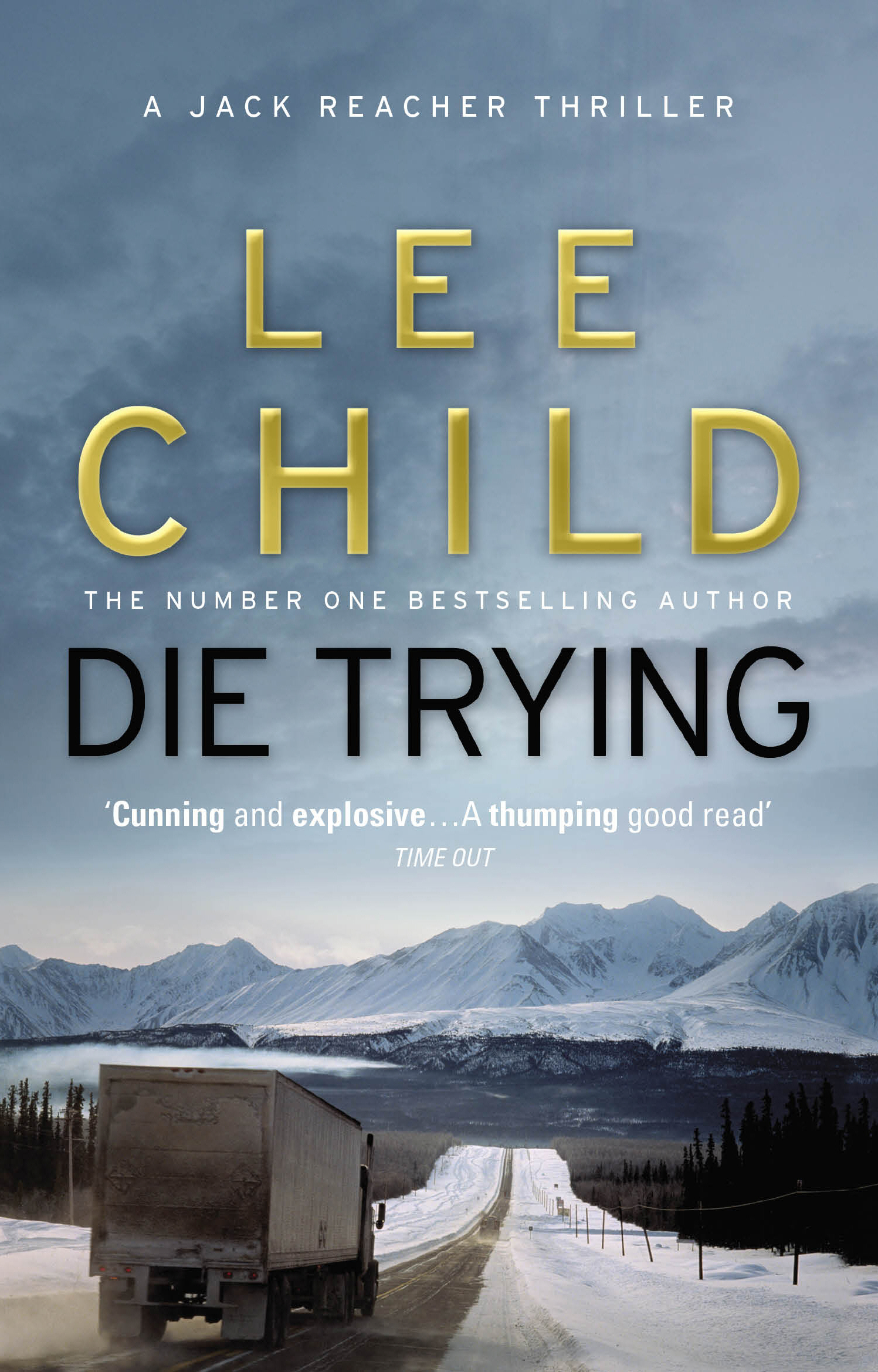Die Trying (Jack Reacher 2)