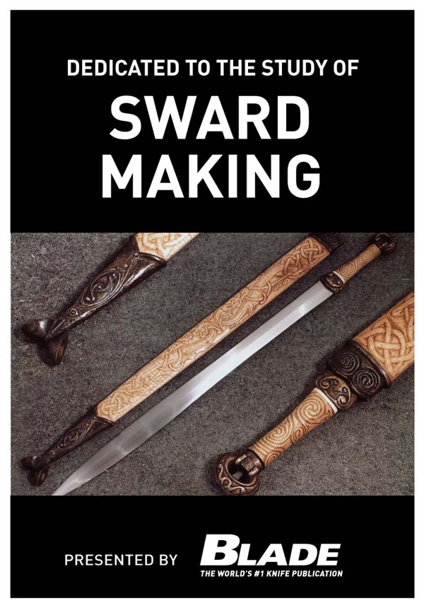 Dedicated to the Study of Sword Making: A modern bladesmith fashions swords like a master