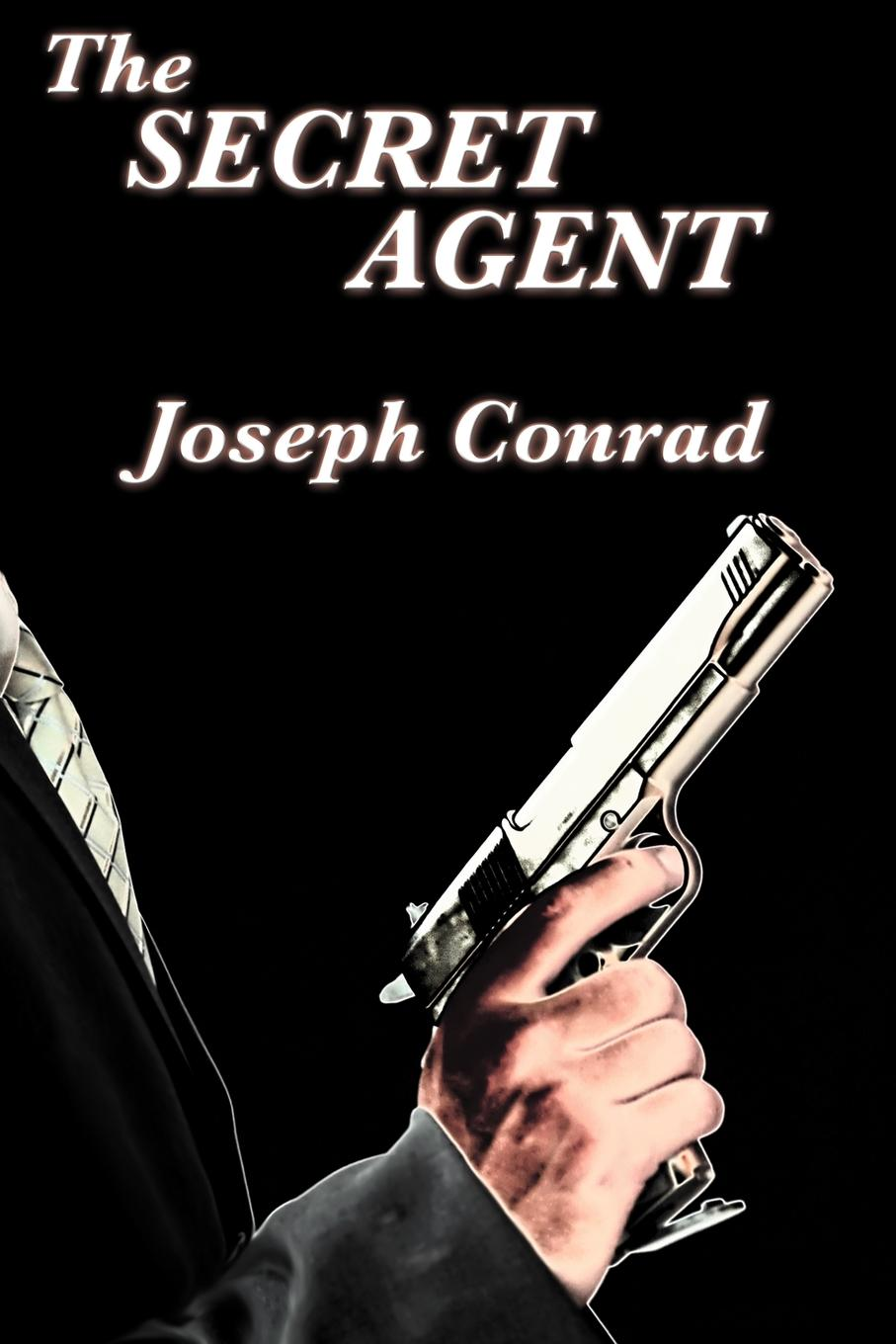 Cover Image: The Secret Agent