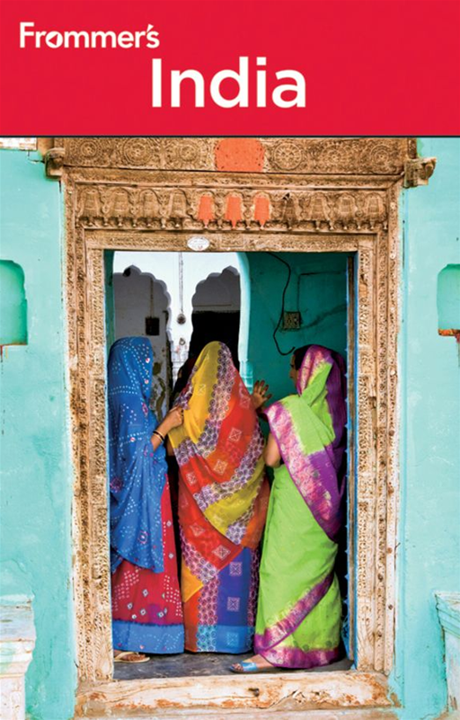 Frommer's India By: David Allardice,Keith Bain,Pippa de Bruyn,Shonar Joshi