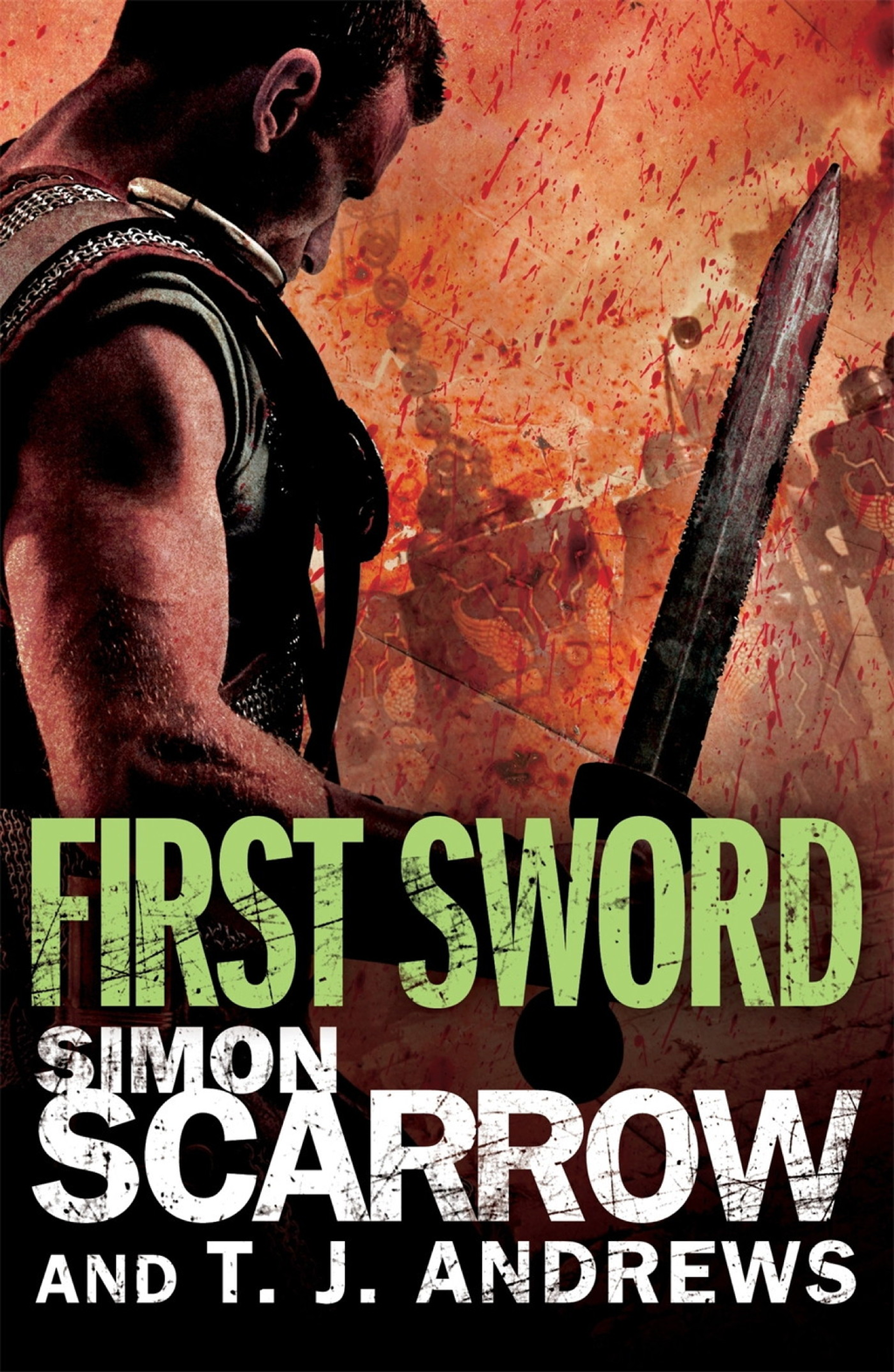 Arena: First Sword (Part Three of the Roman Arena Series)