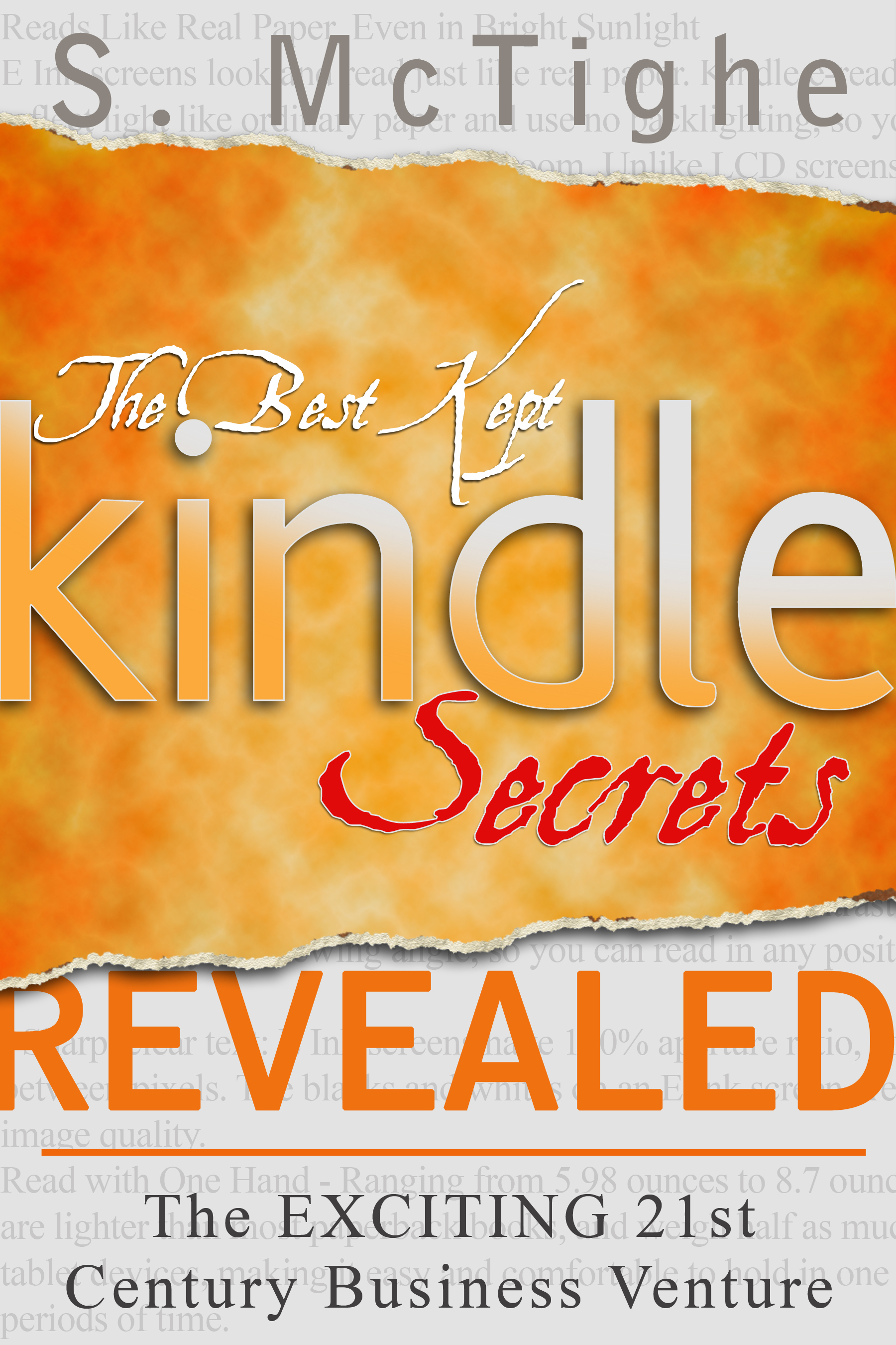 The Best Kept Kindle Secrets Revealed