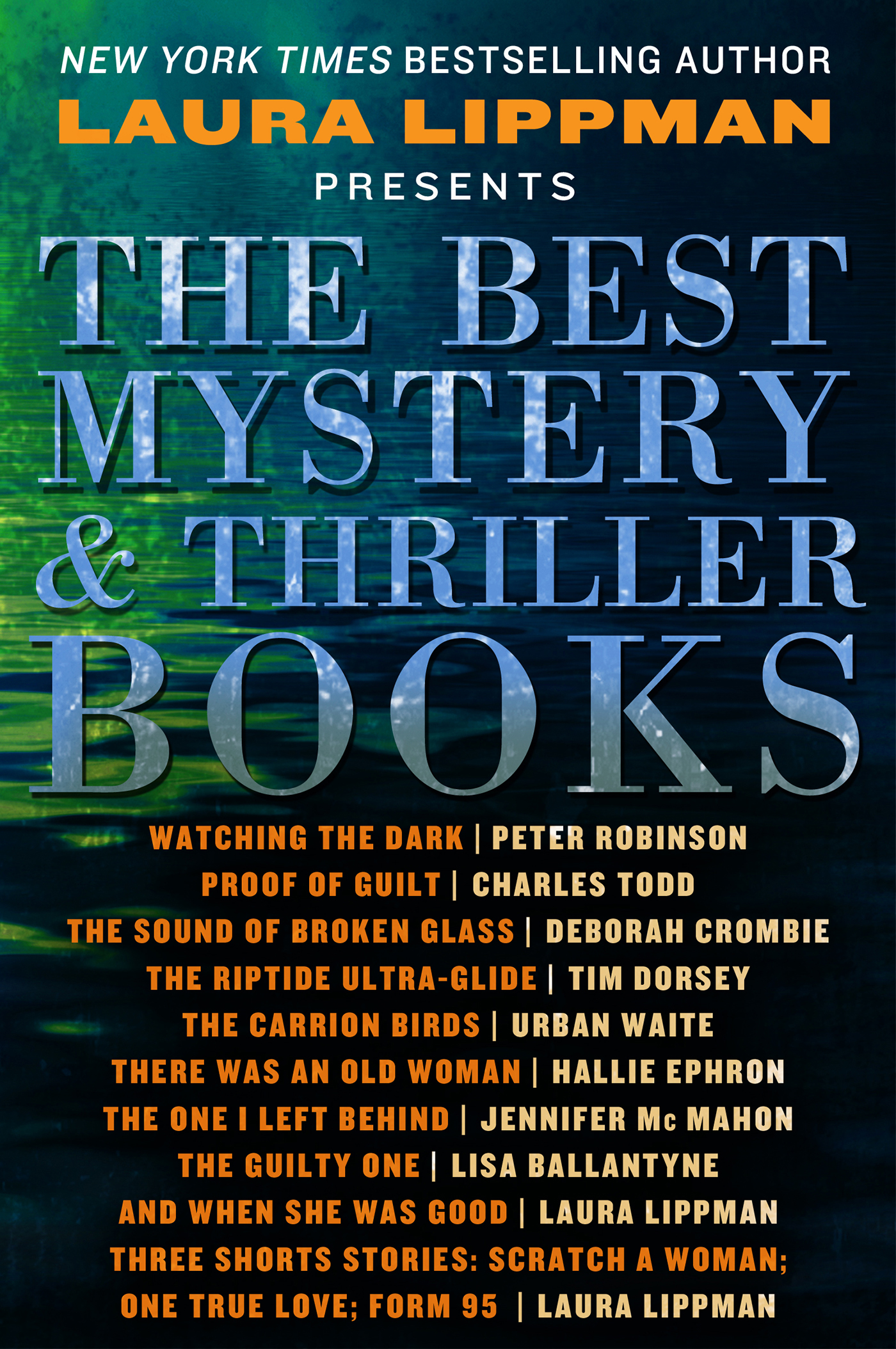 The Best Mystery & Thriller Books