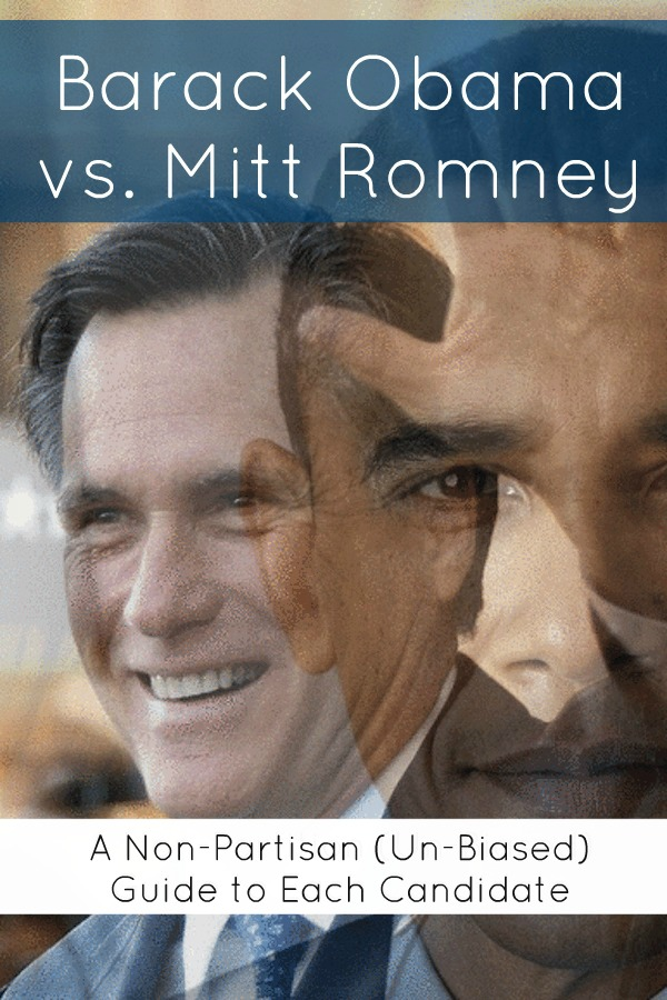 Barack Obama vs. Mitt Romney