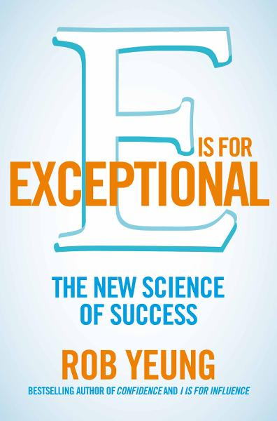 E is for Exceptional By: Rob Yeung