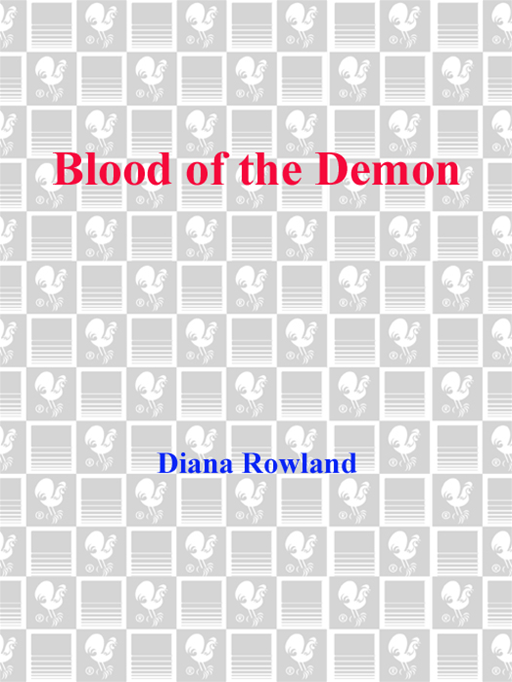 Blood of the Demon By: Diana Rowland