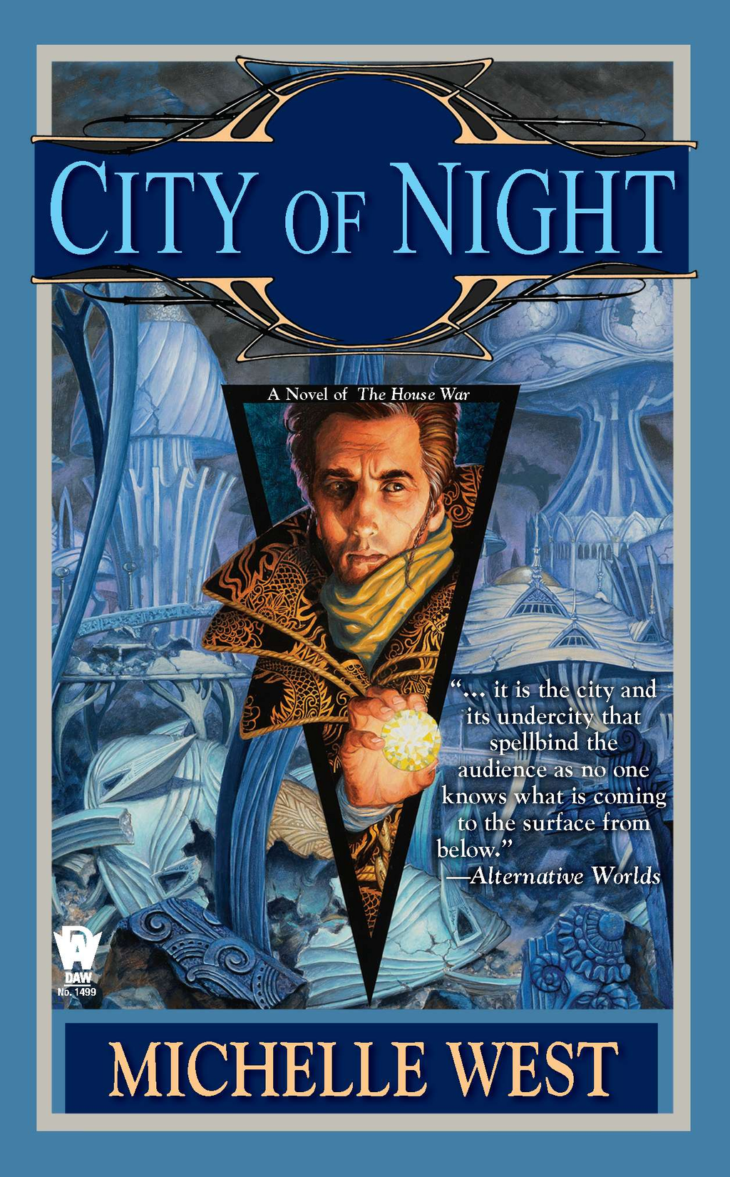 City of Night By: Michelle West