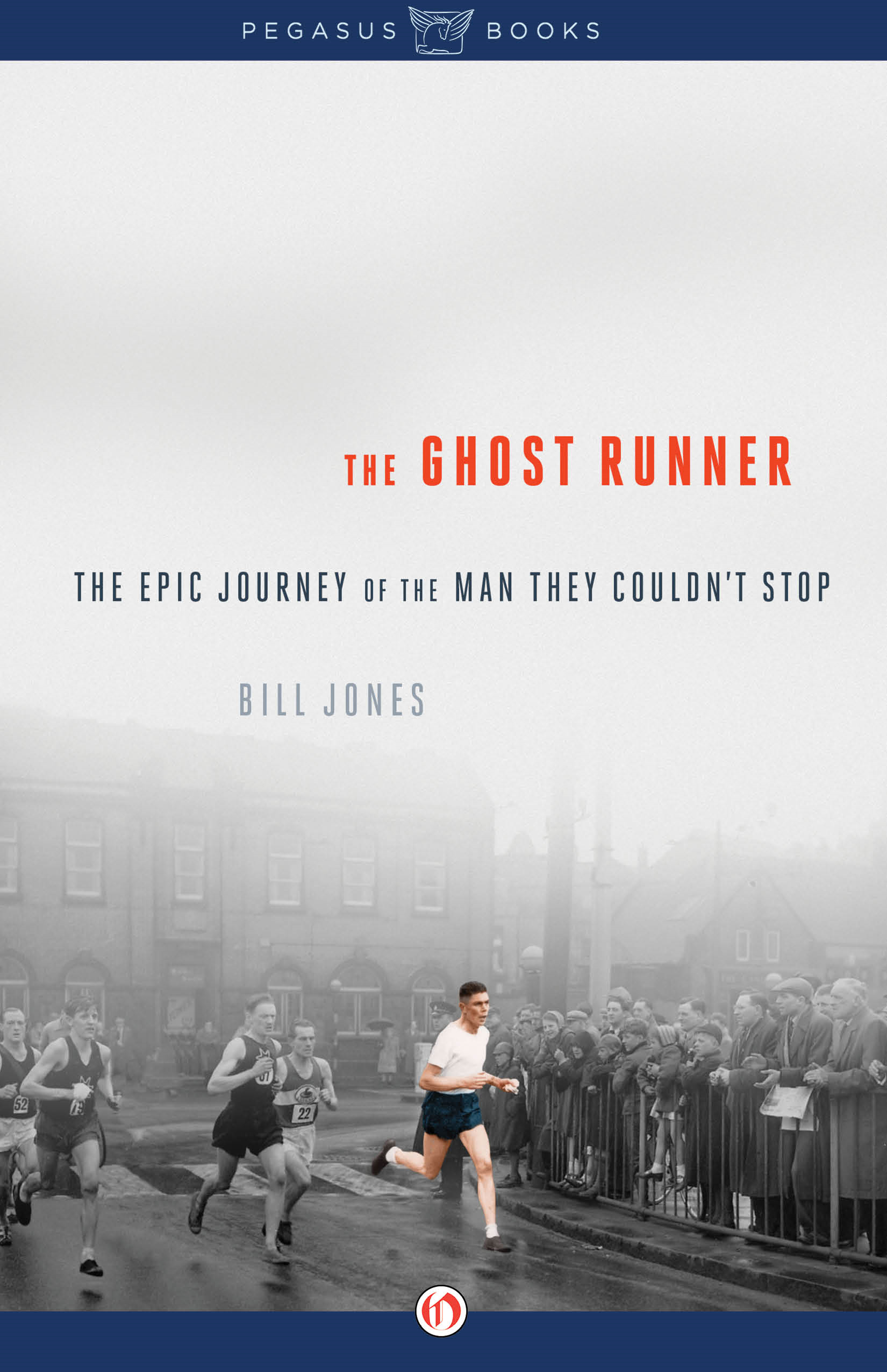 The Ghost Runner By: Bill Jones