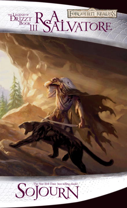 Sojourn By: R.A. Salvatore