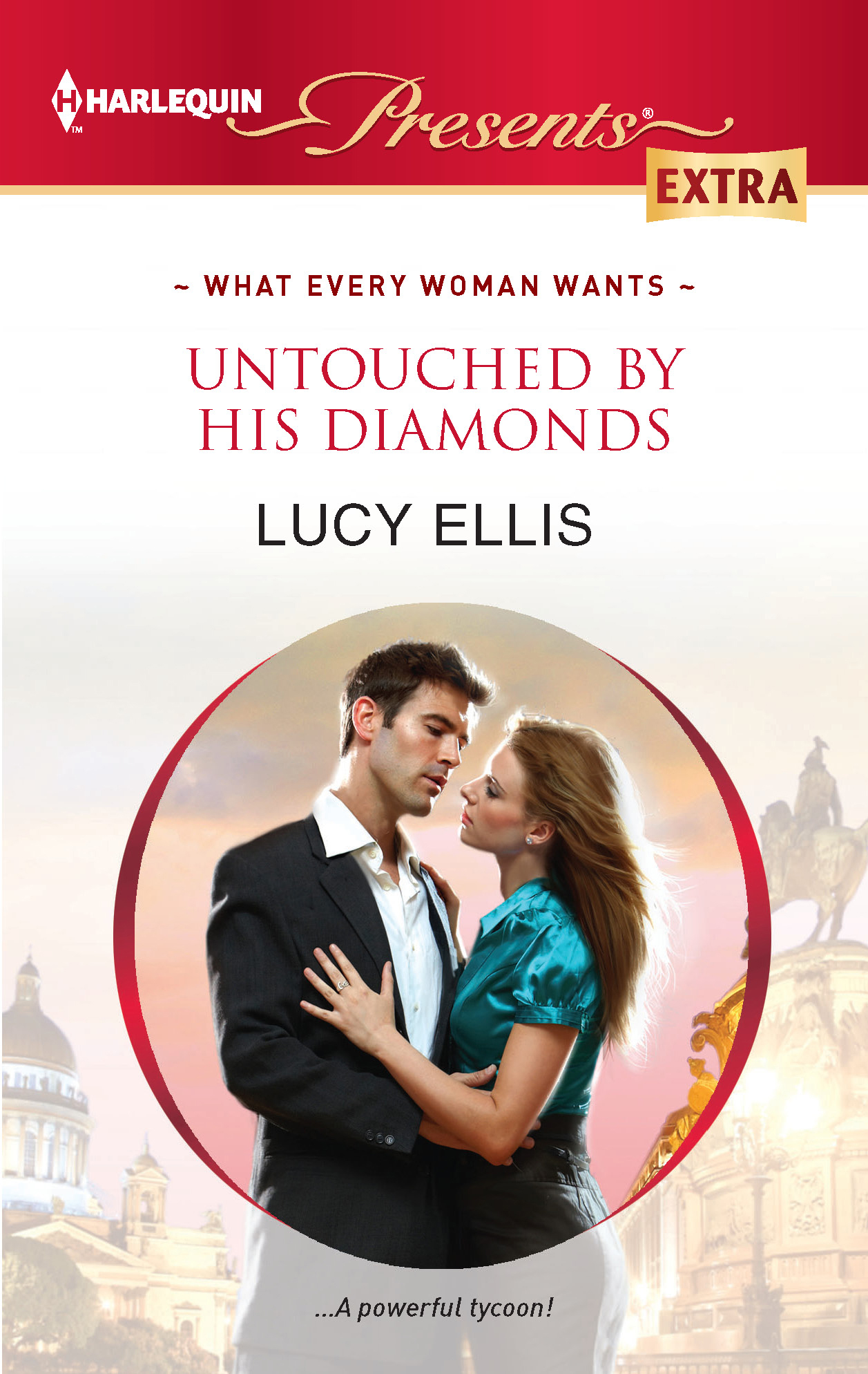 Untouched by His Diamonds By: Lucy Ellis