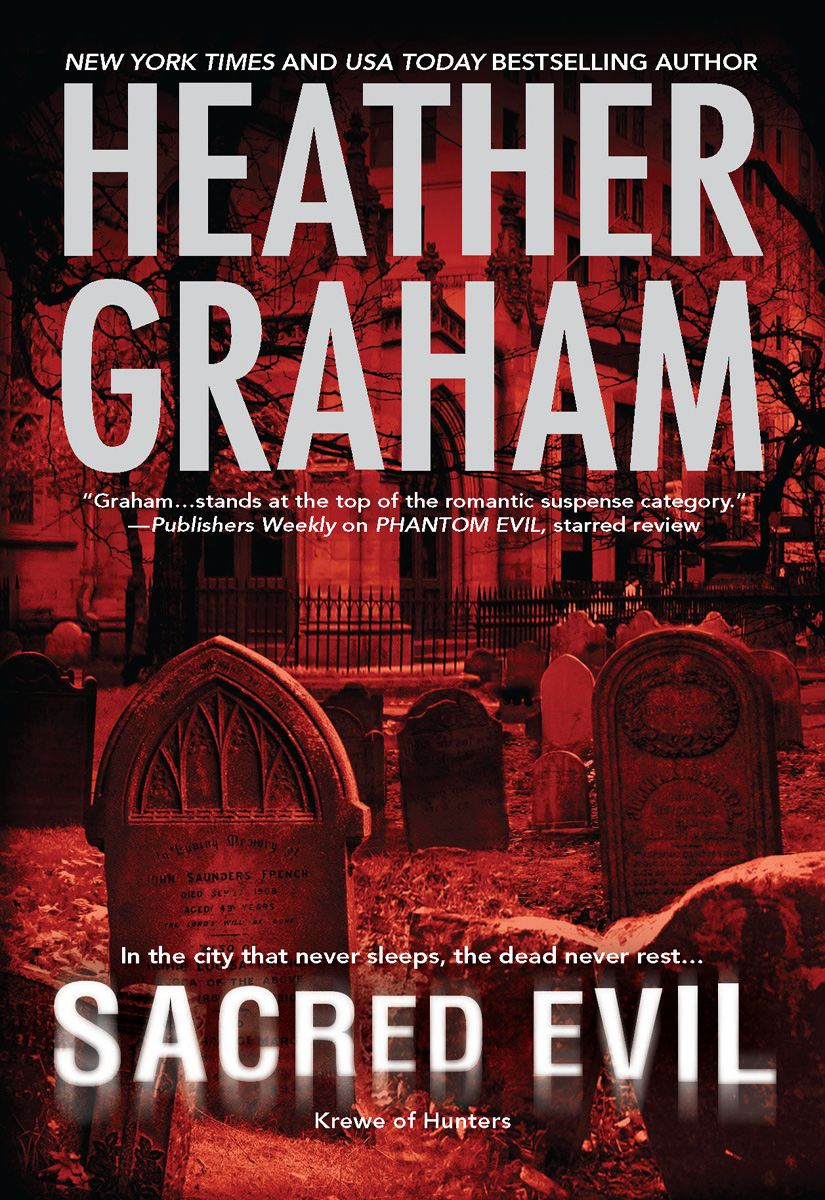 Sacred Evil By: Heather Graham