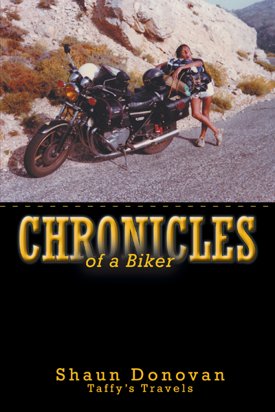 CHRONICLES OF A BIKER