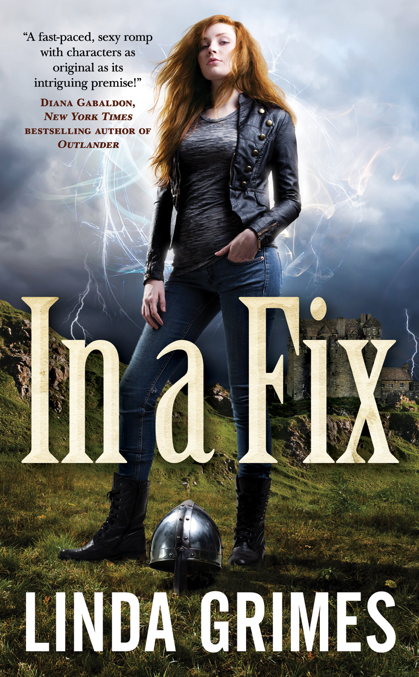 In a Fix By: Linda Grimes