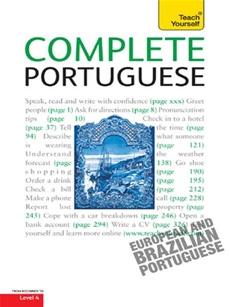 Complete Portuguese: Teach Yourself