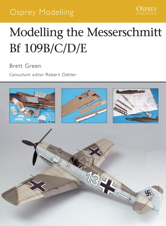 Modelling the Messerschmitt Bf 109B/C/D/E