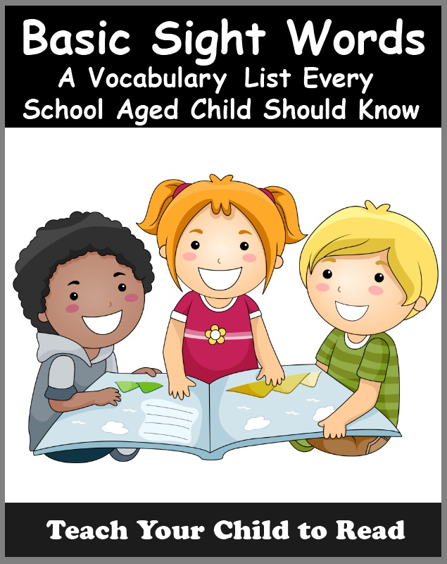 300+ BASIC SIGHT WORDS