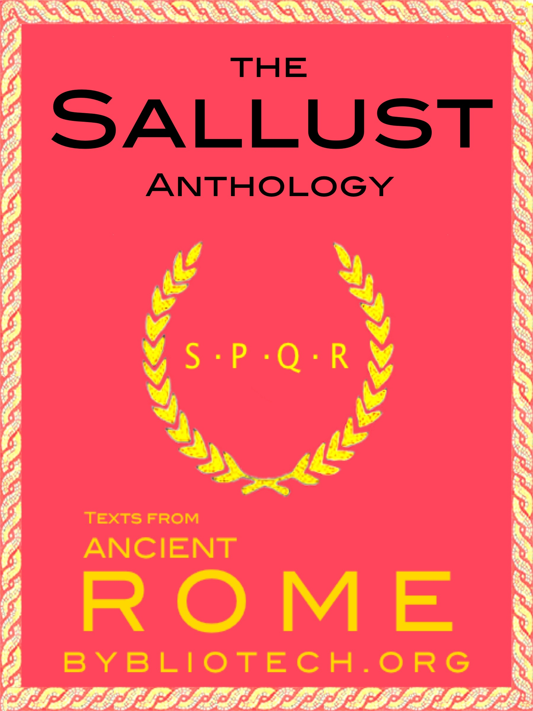 The Complete Sallust Anthology