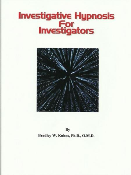 Investigative Hypnosis For Investigators