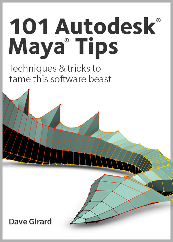 101 Autodesk Maya Tips