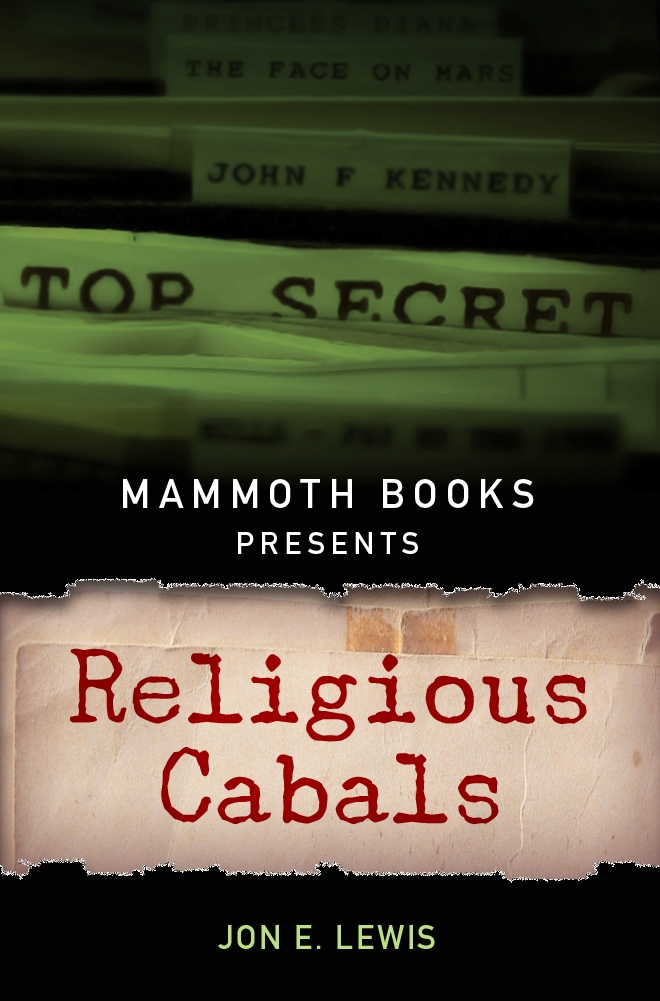 Mammoth Books presents Religious Cabals