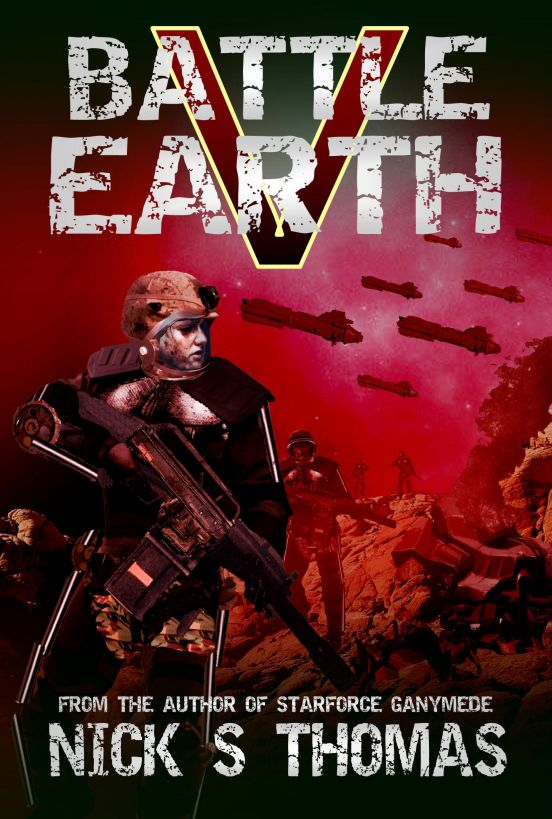 Battle Earth V (Book 5)