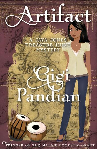 Artifact: A Jaya Jones Treasure Hunt Mystery By: Gigi Pandian