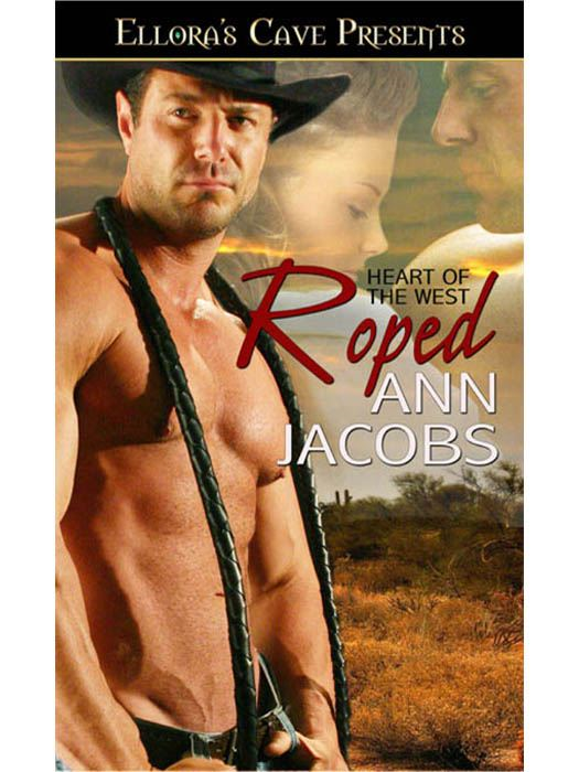 Roped (Heart of the West, Book One)