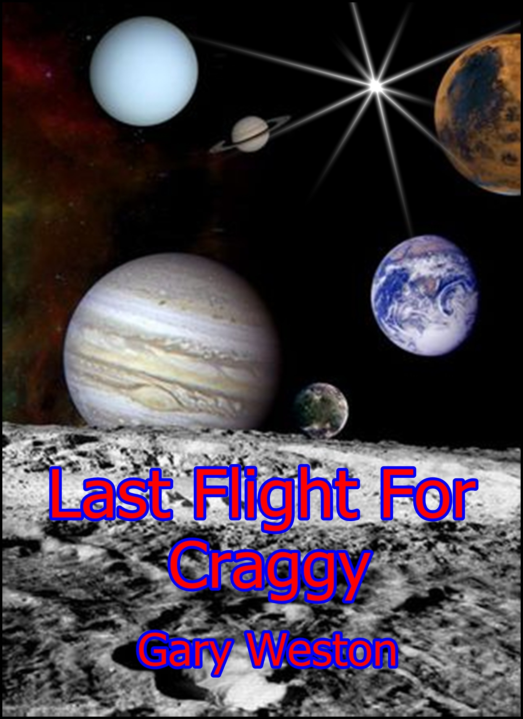 Last Flight For Craggy