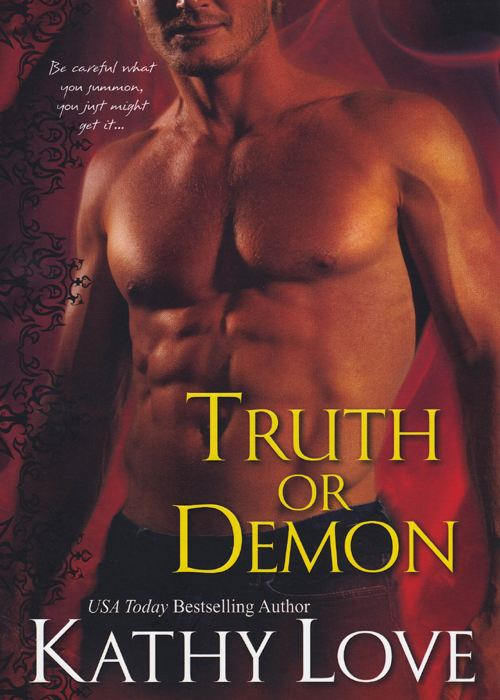 Book Cover: Truth or Demon