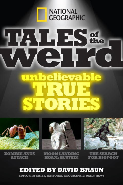 National Geographic Tales of the Weird