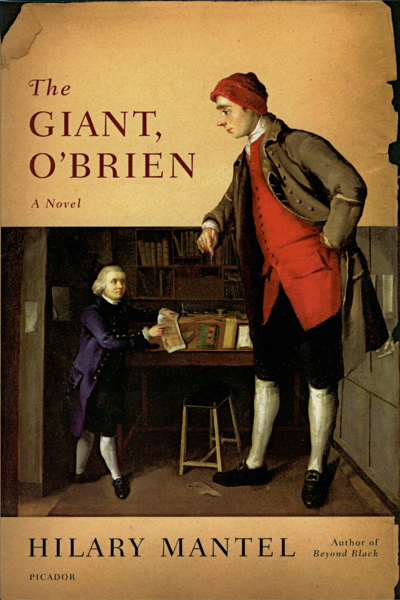 The Giant, O'Brien By: Hilary Mantel