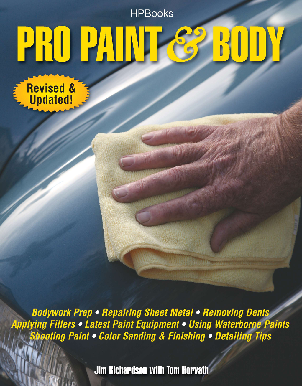 Pro Paint & Body HP1563 By: Jim Richardson,Tom Horvath