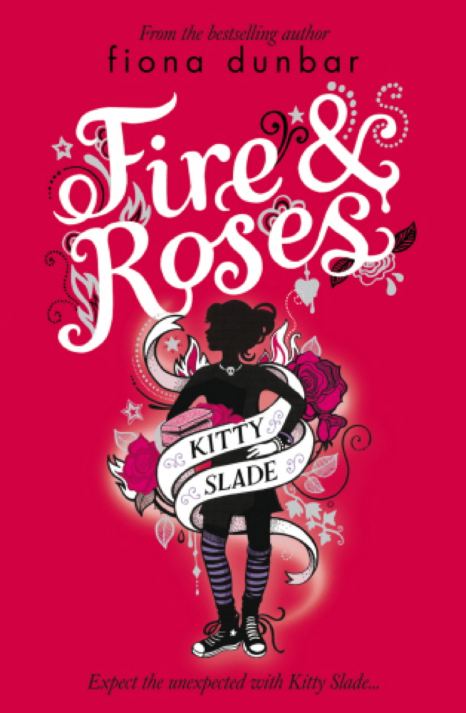 Kitty Slade 2: Fire & Roses