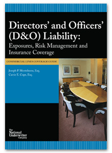 Directors & Officers Liability Coverage Guide