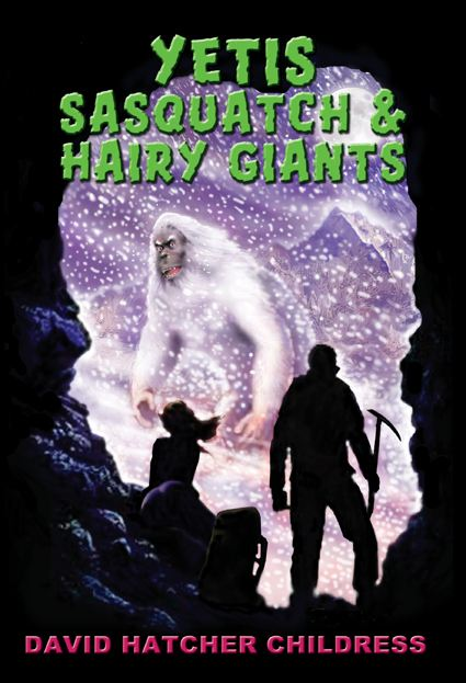 Yeti, Sasquatch & Hairy Giants