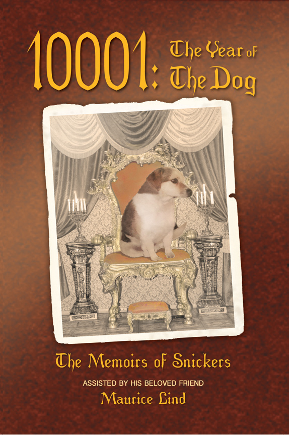 Maurice Lind - 10001: The Year of The Dog