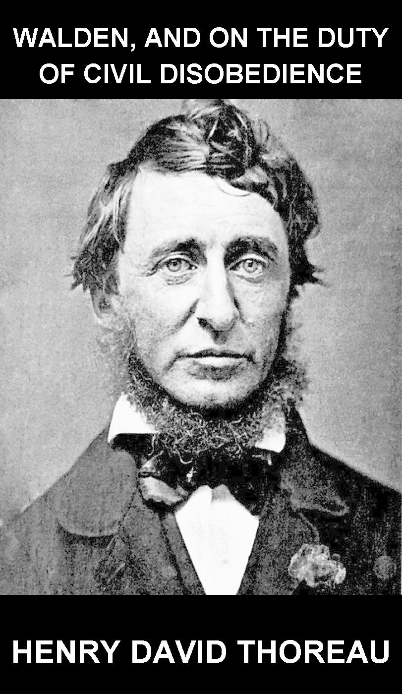 "henry thoreau and civil disobedience Henry david thoreau i h eartily accept the motto, 2 — ""that government is best which governs least""  it was entitled ""resistance to civil government"" it did not receive its present title of ""civil disobedience"" until it was published in thoreau's a yankee in canada, with anti-slavery and reform papers in 1866,."