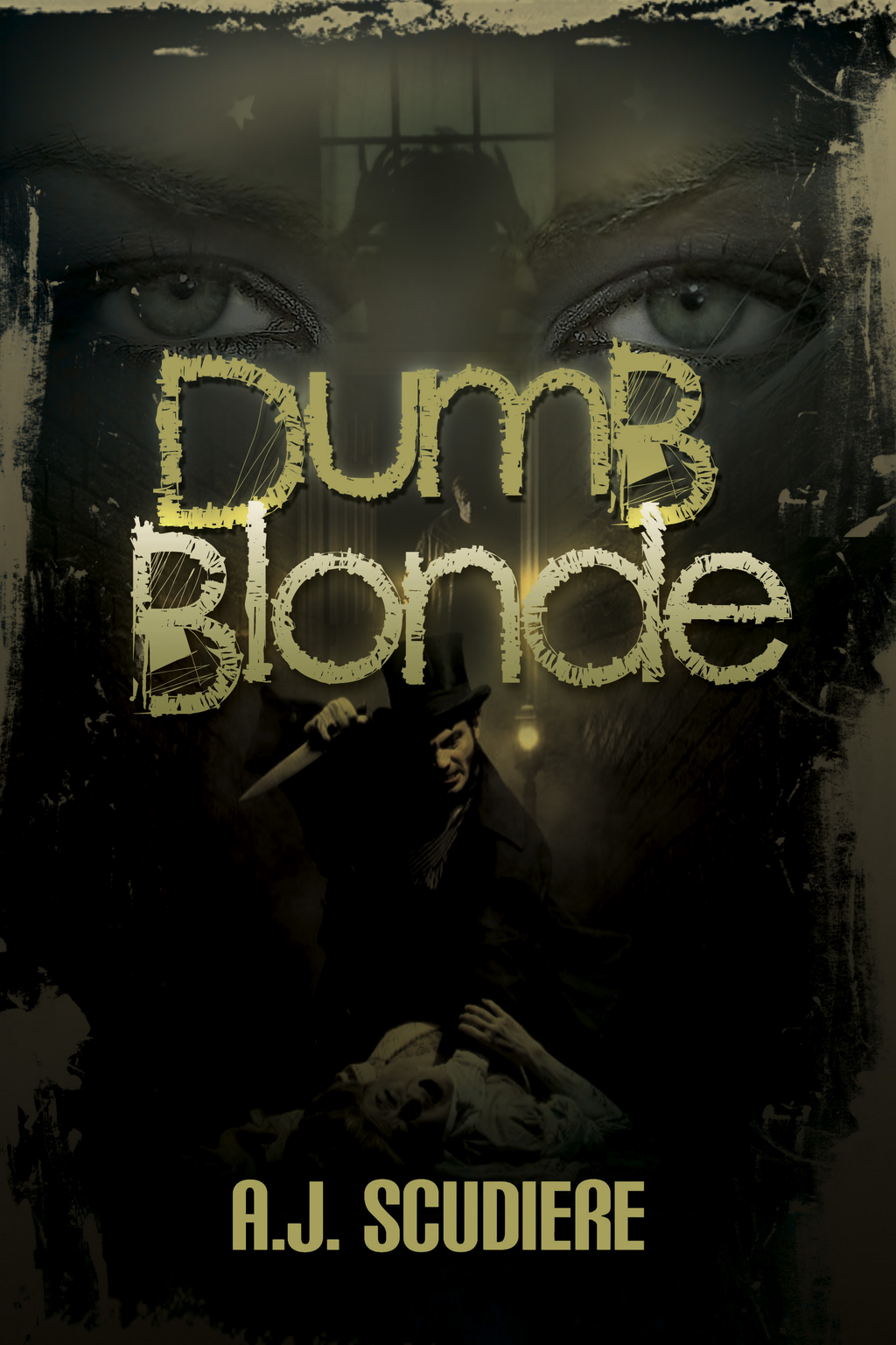 Dumb Blonde By: A.J. Scudiere