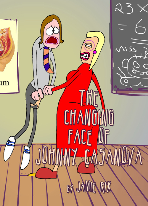 The Changing Face of Johnny Casanova