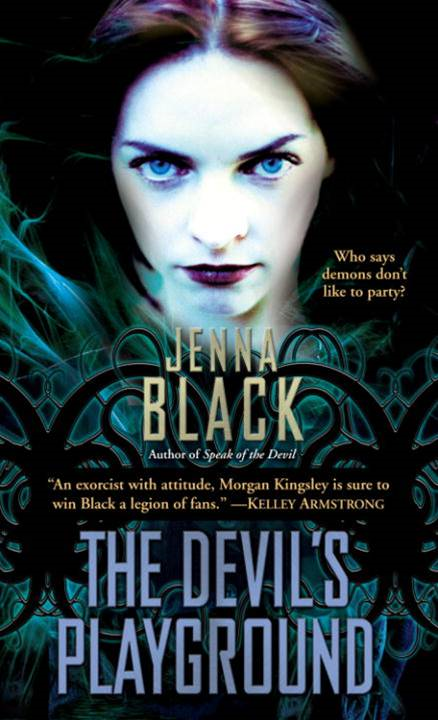 The Devil's Playground By: Jenna Black