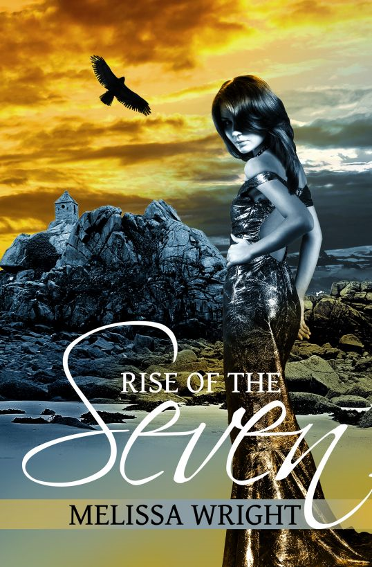 The Frey Saga Book III: Rise of the Seven By: Melissa Wright