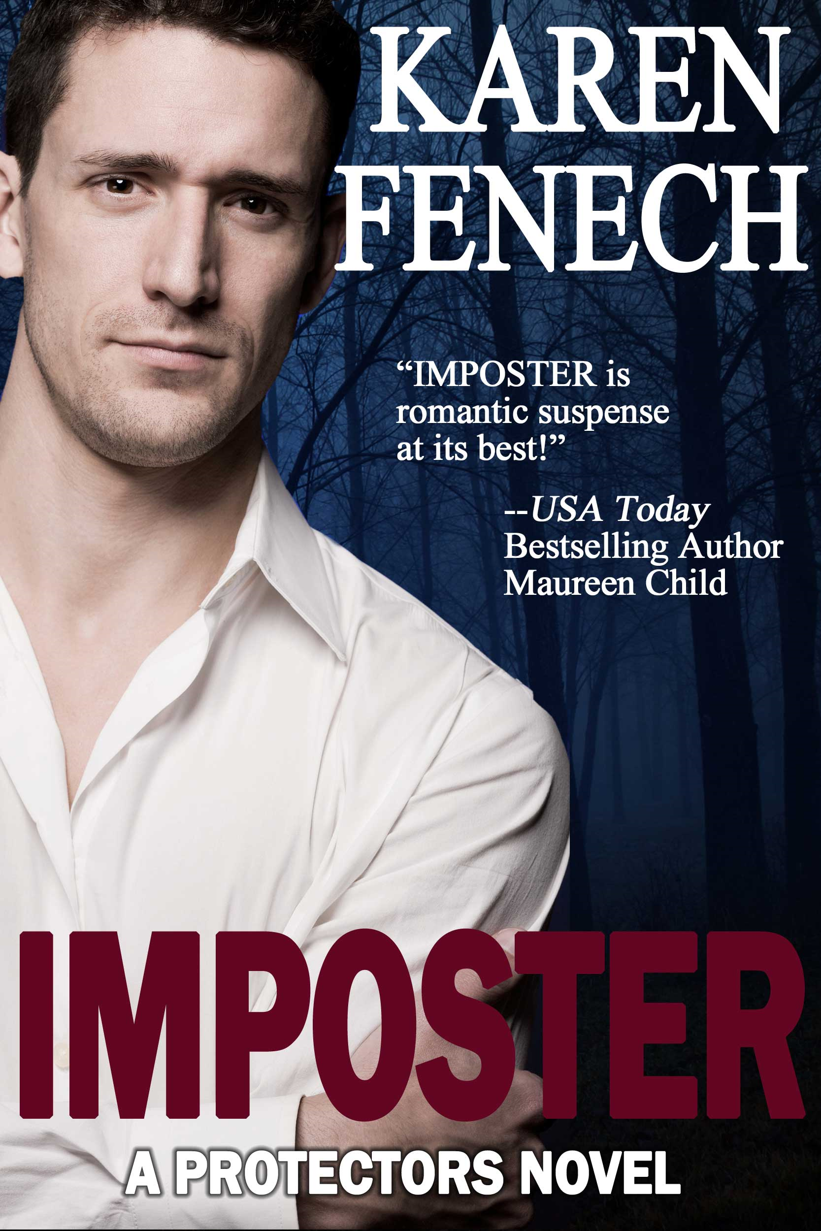 IMPOSTER: The Protectors Series - Book One