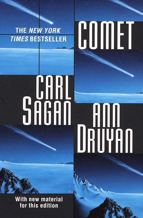 Comet, Revised By: Ann Druyan,Carl Sagan
