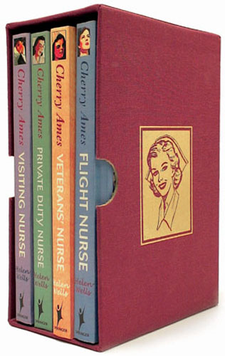 Cherry Ames Boxed Set 5-8