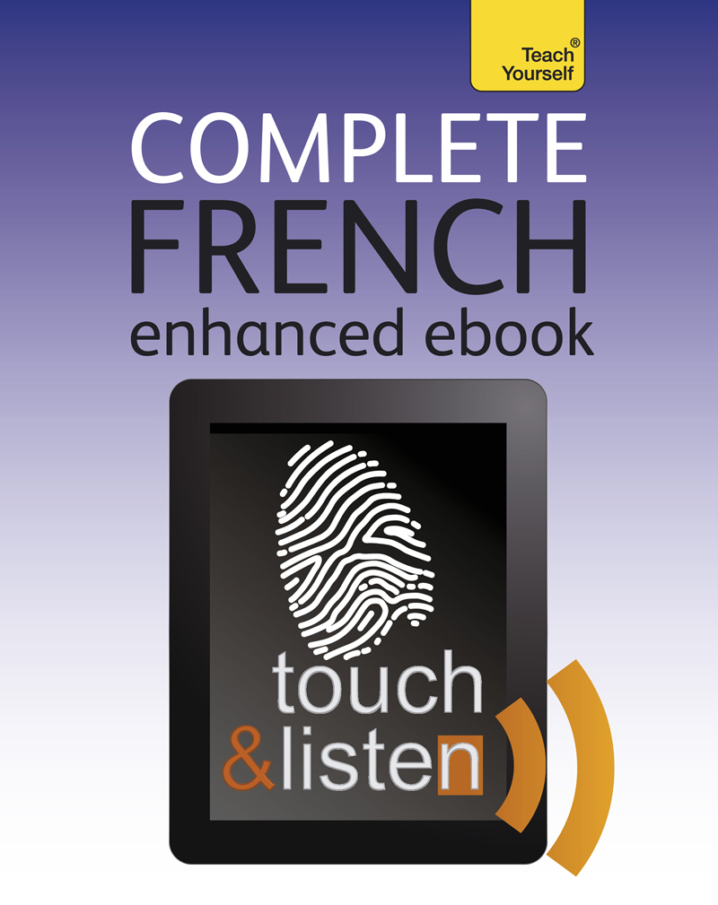 Complete French (Kindle Enhanced Edition)