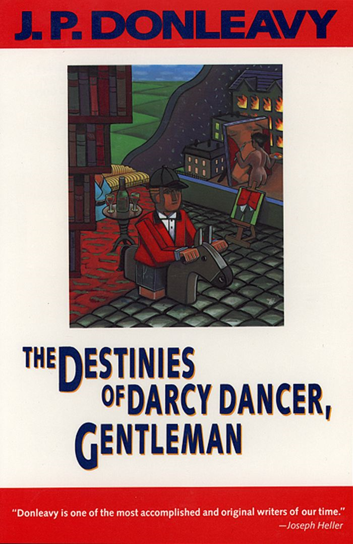The Destinies of Darcy Dancer, Gentleman