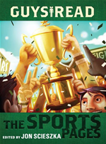 Gordon korman books guys read the sports pages jon scieszka electronic book text 799 buy ebook fandeluxe Images
