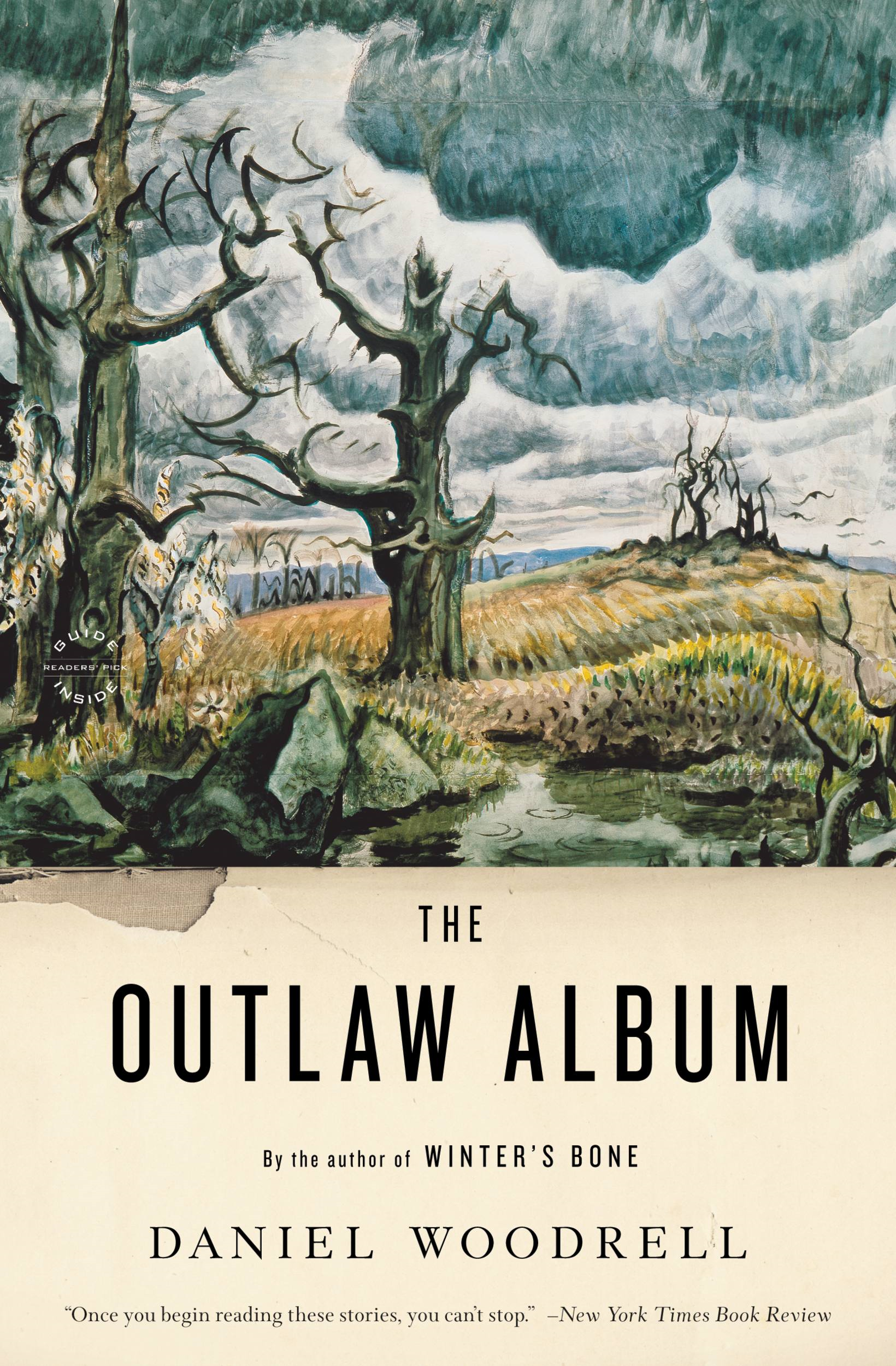 The Outlaw Album By: Daniel Woodrell