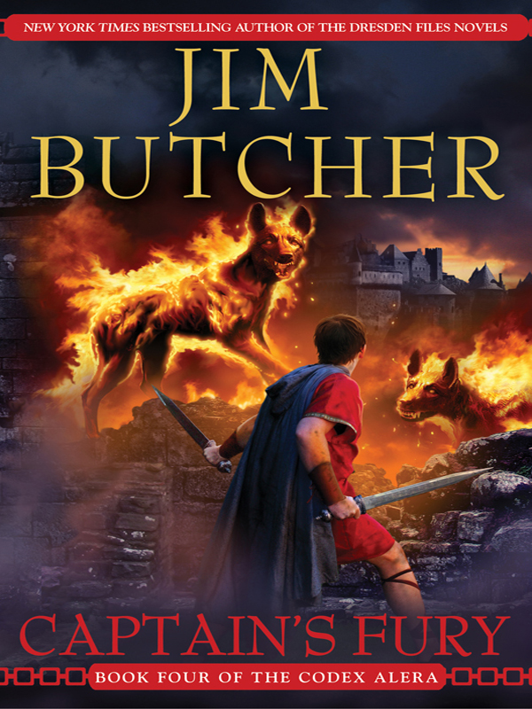 Captain's Fury By: Jim Butcher