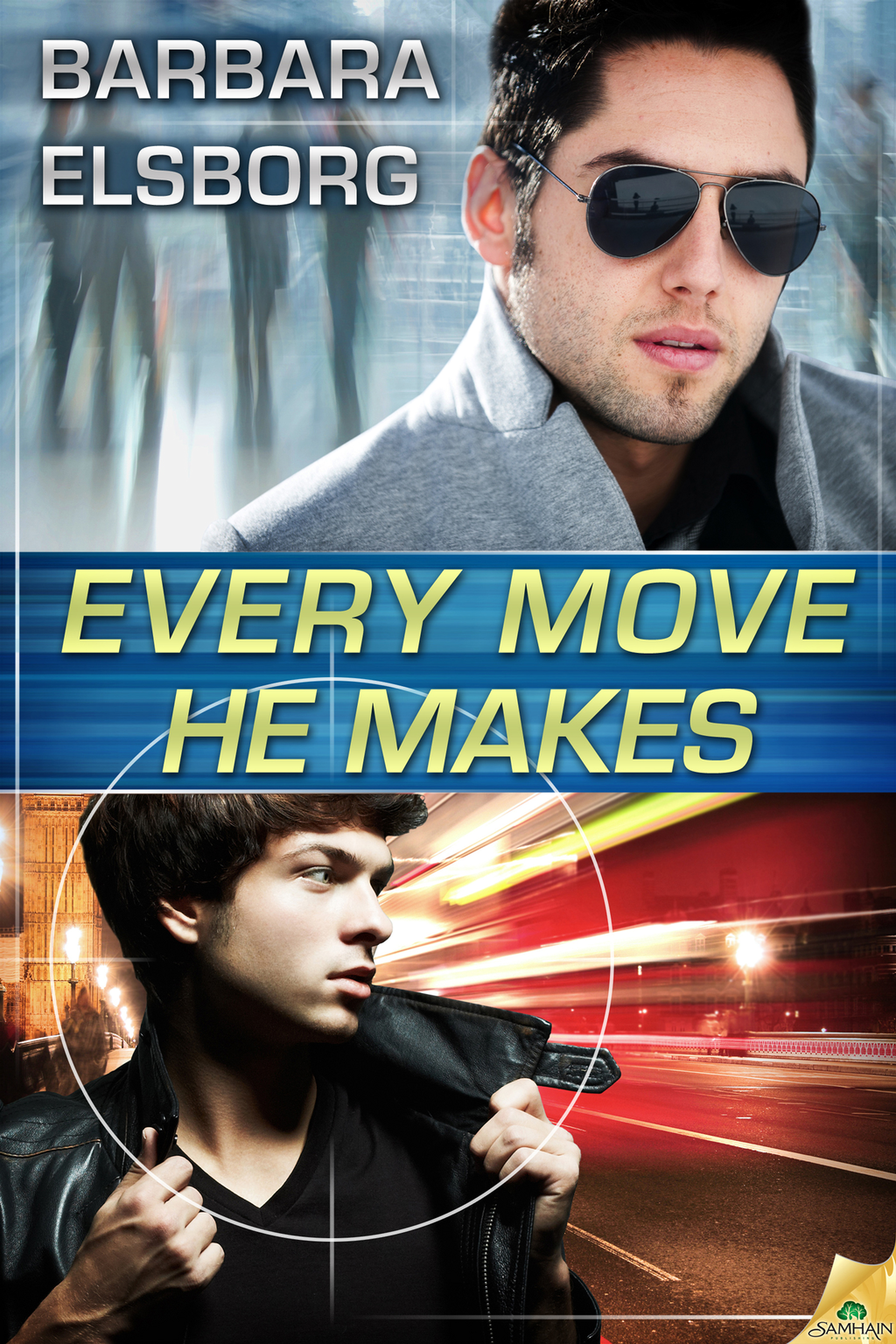Every Move He Makes By: Barbara Elsborg